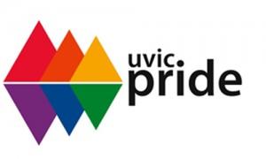 UVic Pride Logo