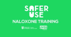 Safer Use: Free Naloxone Training @ Google Meet